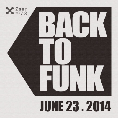Back To Funk June 23 2014