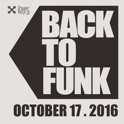 Back To Funk October 17 2016
