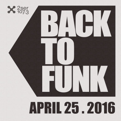 Back To Funk April 25