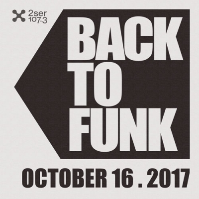 Back To Funk Oct 16 Supporter Drive