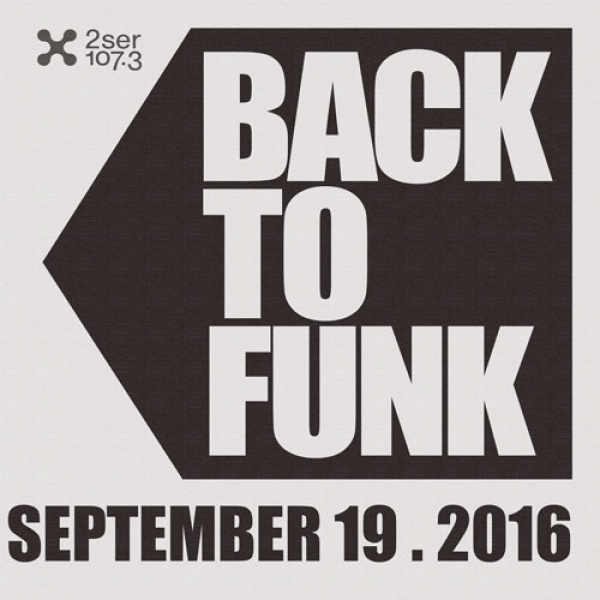 Back To Funk September 19 2016