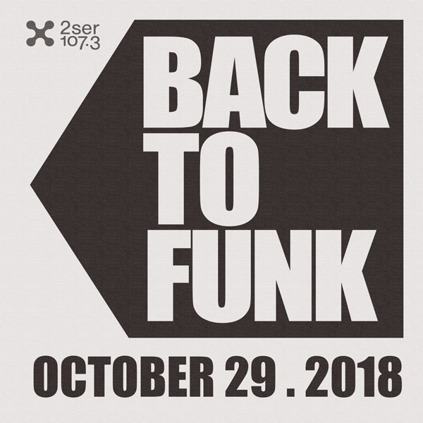 Back To Funk October 29
