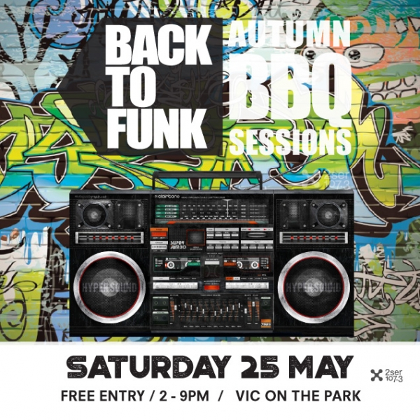 Back To Funk Autumn BBQ Sessions