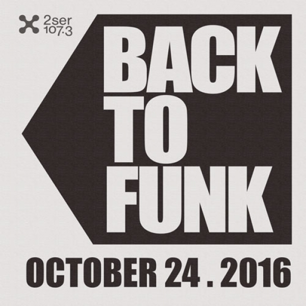 Back To Funk October 24 2016