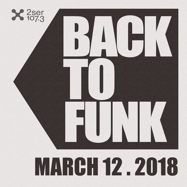 Back To Funk March 12