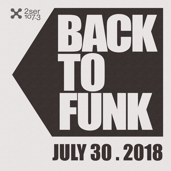 Back To Funk July 30