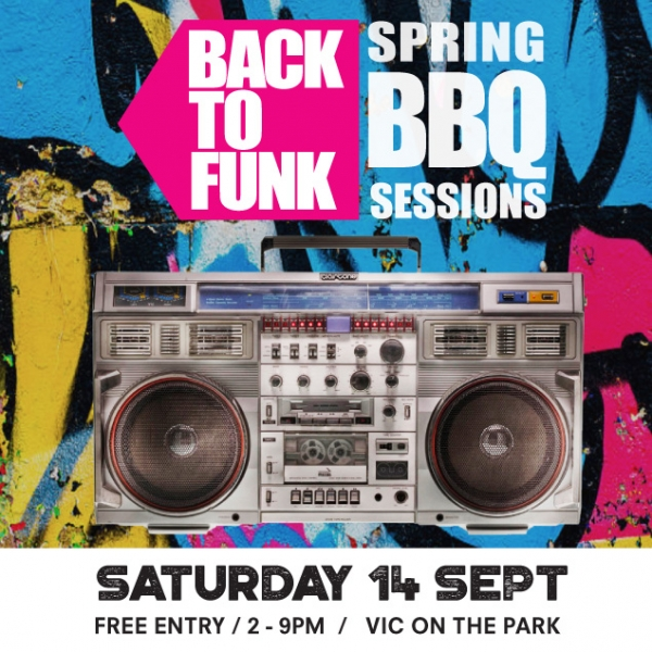 Back To Funk Summer BBQ Sessions