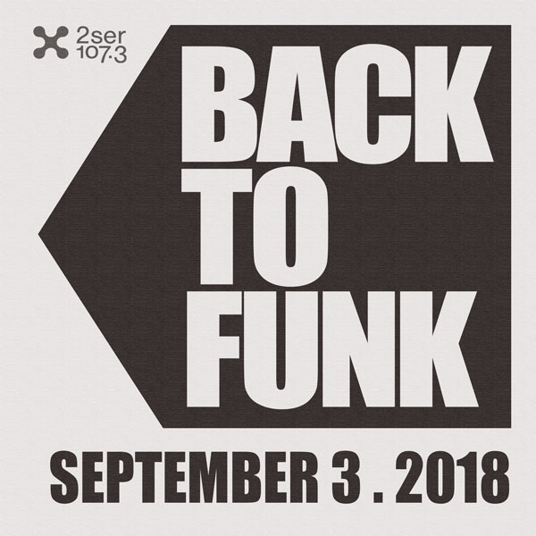 Back To Funk September 3