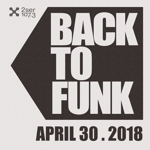 Back To Funk April 30