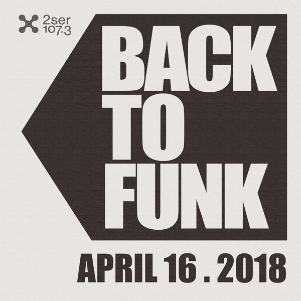 Back To Funk April 16