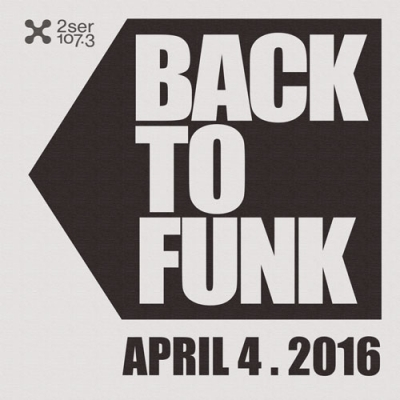 Back To Funk April 4