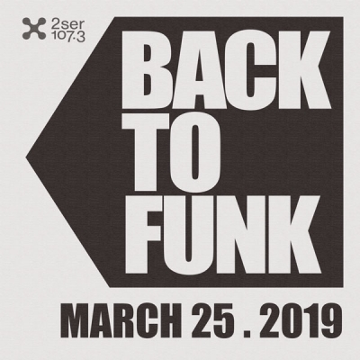 Back To Funk March 25