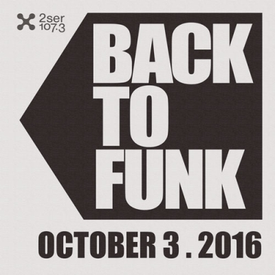 Back To Funk October 3 2016