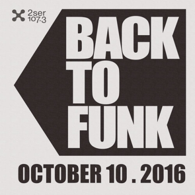 Back To Funk October 10 2016