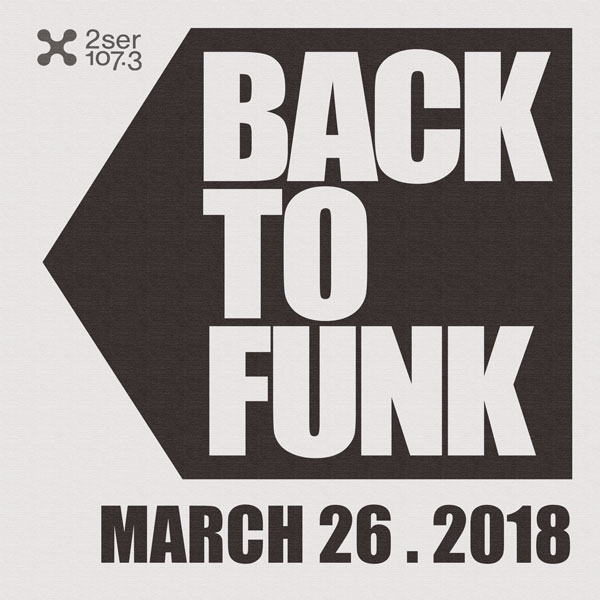 Back To Funk March 26