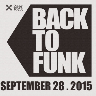 Back To Funk September 28 2015