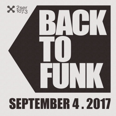 Back To Funk Sept 4