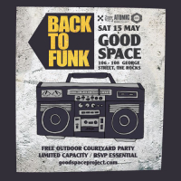 Back To Funk Free Party!