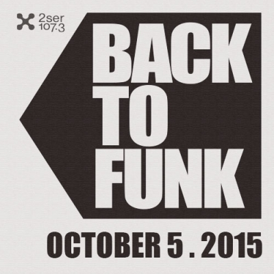 Back To Funk October 5 2015