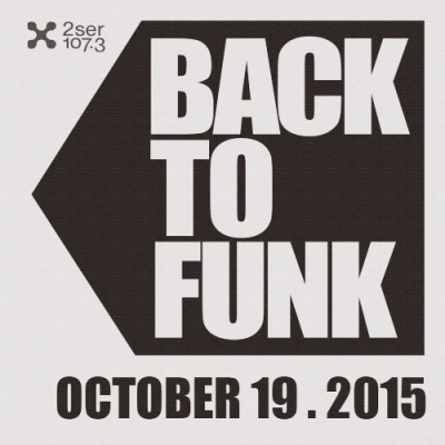 Back To Funk October 19 2015