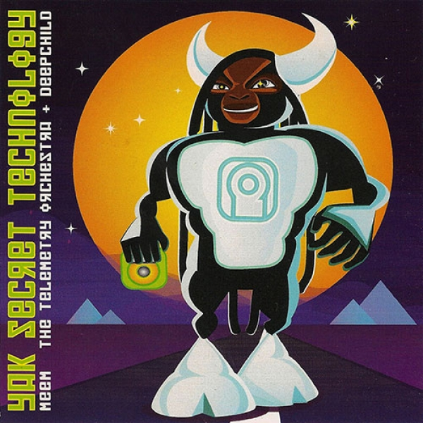 Yak Secret Technology Tour CD (2001)