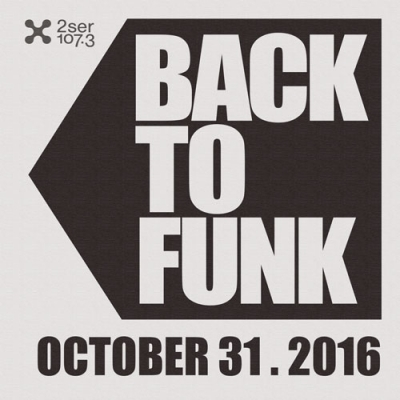 Back To Funk October 31 2016