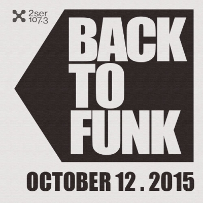 Back To Funk October 12 2015
